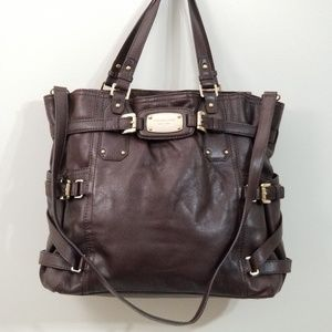 Michael Kors Handbag - Dark Brown